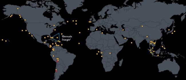 bolygó térkép Tíz térkép, amitől eldobod az agyad | Paraméter