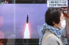 Tengeralattjáróról indított ballisztikus rakétát tesztelt Észak-Korea