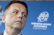 Peter Kažimír elutasítja a vesztegetéssel kapcsolatos vádat, panaszt is emel