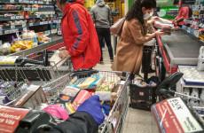 Mától változik a 65 év felettiek számára kijelölt bevásárlási idő