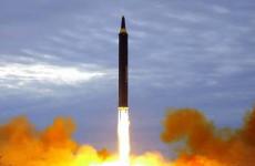 Észak-Korea ismét ballisztikus rakétát indított a Japán-tenger felé