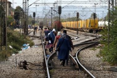 Izrael bezárja a menekülttáborát