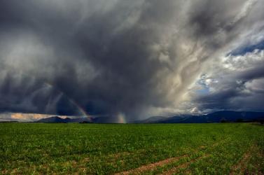 RIASZTÁS: Bármikor lecsaphatnak a viharok a Csallóközben is!