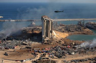 Már fél éve figyelmeztettek: ha nem viszik el a 2750 tonna ammónium-nitrátot, felrobban egész Bejrút