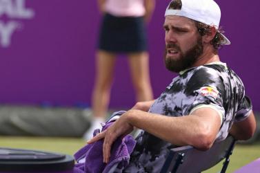 US Open: Megbüntették a teniszezőt a táskája miatt, durván beszólt a vezetőségnek (FOTÓ)