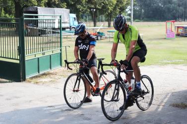Letekerték az első Csilizközi kerékpártúrát