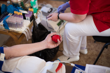 Adj vért, és mentsd meg három ember életét!