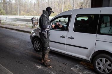 Hamis teszttel próbálta kijátszani a rendőröket egy nő a szlovák-osztrák határon
