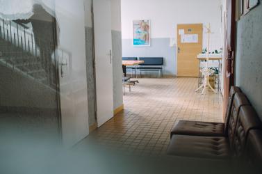 Érsekújvárban nyílt meg az ország első poszt-covid ellátó központja