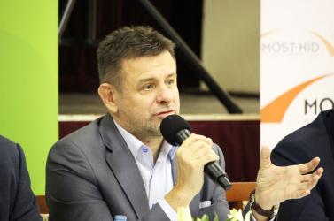 Frissítve: Megvan Sólymos csapata, amelyet a Híd Közgyűlésének Füleken, május 30-án kellene elfogadnia