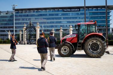 Pártot alapítanának az elégedetlen gazdák, szeptembertől gyűjtik az aláírásokat