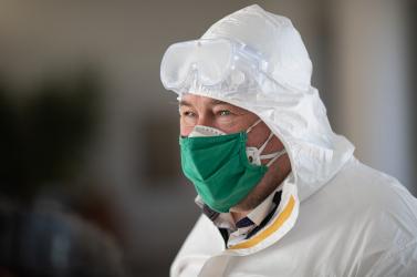 Krčméry és Jarčuška adja be a védőoltást a holokauszttúlélőknek
