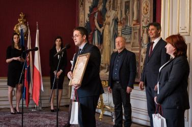 Rangos díjakat kapott a Pozsonyi Kifli