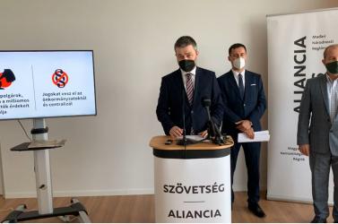 Szövetség: Drágulnának az építkezések, nőhet a korrupció az új építkezési törvénnyel