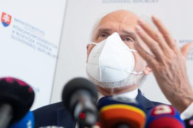Lemondott, majd maradt volna, de nem kellett: Ján Mičovskýt a kormányfővel egyeztetve kedden leváltja Zuzana Čaputová