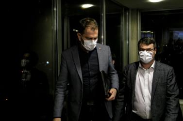 Matovič a szlovákiai újságírókat kritizálta a Kuciak-gyilkosság harmadik évfordulóján