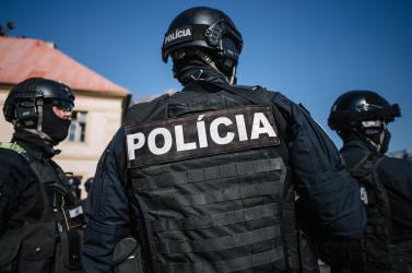 Terrorkészültségben a szlovák hatóságok a francia rendőrgyilkosság miatt