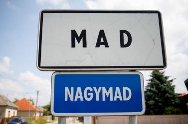 Volt már ennél nehezebb helyzetben a polgármester Nagymadon