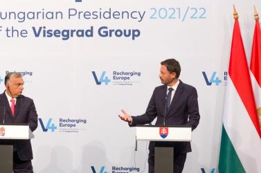 """Mégsem venne """"szlovák földet"""" Orbán Viktor, de azért a cirkusz folytatódni fog Szlovákiában is"""