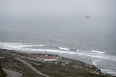 San Diego közelében sziklának ütközött egy embercsempészhajó, többen meghaltak