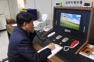 Helyreállította a két Korea a Szöul és Phenjan közötti forródrótot