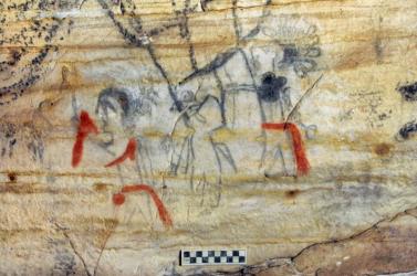 Elárvereztek egy amerikai őslakosok rajzaival díszített barlangot - több mint 2 millió dollárt fizettek érte