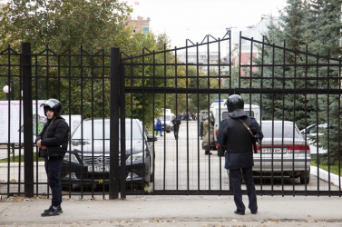 Az oroszországi egyetemi lövöldöző már régóta készült a a tettére