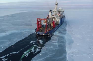 Évezredek óta a legalacsonyabb volt a bering-tengeri jég kiterjedése az elmúlt két télen