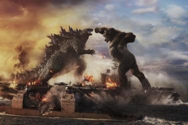 Második hete vezeti a Godzilla vs. Kong az észak-amerikai mozis kasszasikerlistát
