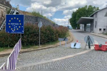 Portugália megnyitja a járvány miatt lezárt a spanyol határt