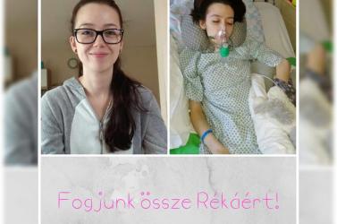 Összefogás indult a fiatal csallóközi lányért, aki súlyos autóbalesete után kómába került