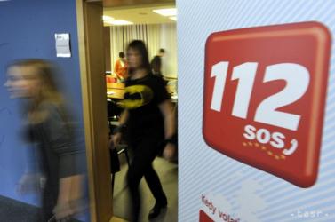 A Nagyszombati és a Pozsonyi kerületben nem működik a 112-es és 150-es segélyhívószám