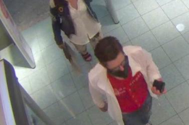 """""""Elfelejtettek"""" fizetni a drogériában, ezt a férfit és nőt keresi a rendőrség (FOTÓK)"""