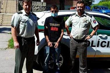 Szökésben lévő rabot fogtak el a járőrök
