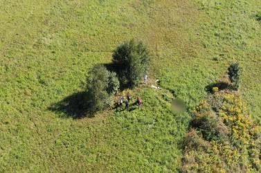 TRAGÉDIA: Drónnal találták meg az eltűnt nő holttestét