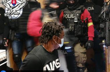 Nemzetközileg körözött veszélyes bűnözőt fogott el a rendőrség