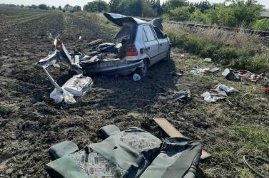 A szemtanúk szerint nem működött a fényjelző az úszori átjárónál a tragikus baleset idején – a Szlovák Vasút ezt tagadja