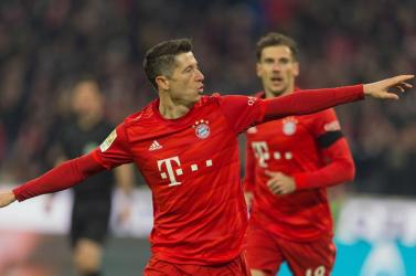 A Bayern München ingyen koronavírus-tesztet ad a jeggyel rendelkezőknek