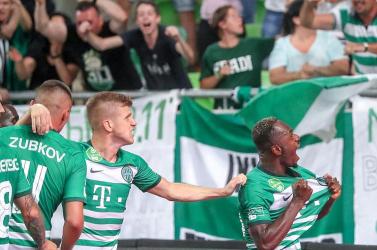 Európa-liga: Korábban játszik Skóciában a Ferencváros