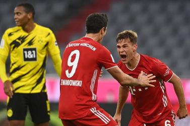 A Bayern Münchené a Német Szuperkupa