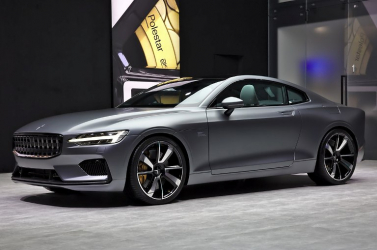 Az idén jön az európai járműpiacra a kínai Polestar első hibrid modellje