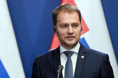 Matovič a V4-es országok csúcstalálkozójára utazott Lengyelországba