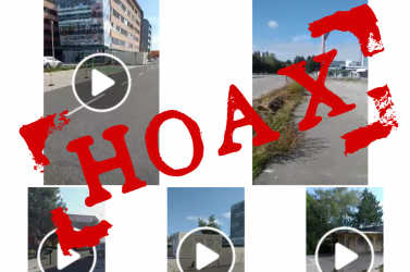 Már 10 ezren osztották meg a Facebookon azt az álhírt, miszerint nem is tesztelnek Szlovákiában