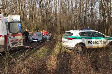 A vadászok és a rendőrök mentettek meg egy életveszélyben lévő férfit karácsony reggelén