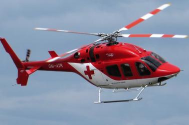 A Tátrában rekedt két magyar turista, helikopterrel evakuálták őket