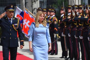 Čaputová: Megvétóznék egy olyan törvényt, amely megnyirbálja a kisebbségek jogait