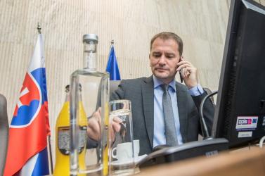 Döntött a kormány: nem támogatják Matovič leváltását