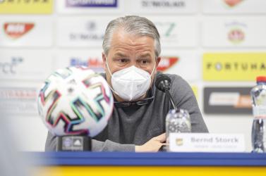 """DAC-Slovan – Storck: """"Ebben az országban valami nincs rendben"""""""