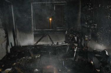 Kigyulladt egy lakóház, több ember füstmérgezést szenvedett! (FOTÓK)