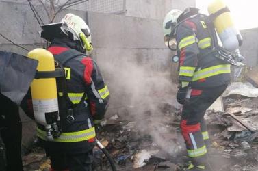 Drónozó fiatalok észleltek tüzet Somorjánál, udvari szemét égett Nagymagyaron, vaklárma Eperjesen (FOTÓK)